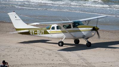 OY-BUY - Cessna U206G Stationair - Starling Air