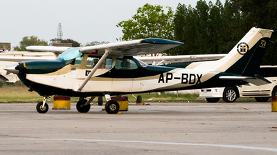 AP-BDX - Cessna R172K Hawk XP II - Private