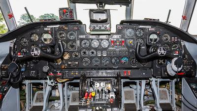 RF-93999 - Antonov An-26 - Russia - Air Force