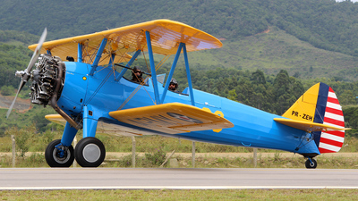 PR-ZEH - Boeing A75N1 Stearman - Private