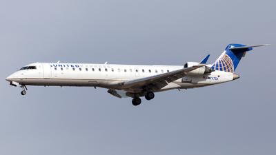 A picture of N797SK - Mitsubishi CRJ701ER - United Airlines - © HA-KLS