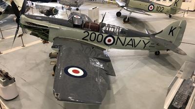 WD826 - Fairey Firefly AS.6 - Australia - Royal Australian Navy (RAN)
