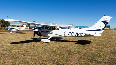 ZS-IVC - Cessna 182P Skylane - Private