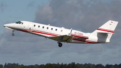 D-CEIS - Cessna 680 Citation Sovereign - E-Aviation