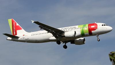 CS-TQD - Airbus A320-214 - TAP Air Portugal