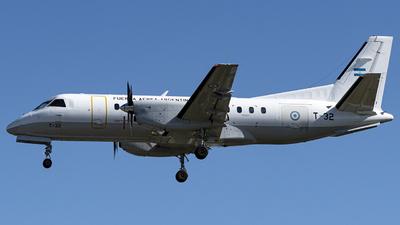 T-32 - Saab 340B - Argentina - Air Force