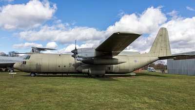 XV202 - Lockheed Hercules C.3 - United Kingdom - Royal Air Force (RAF)