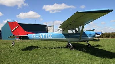 A picture of GATHZ - Cessna 150F - [15061586] - © Ian Johnson