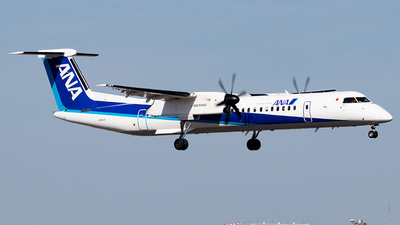 JA464A - Bombardier Dash 8-Q402 - ANA Wings