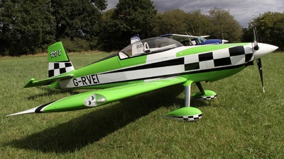 G-RVEI - Vans RV-8 - Private
