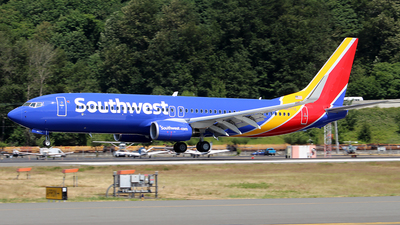 N8577Z - Boeing 737-8H4 - Southwest Airlines