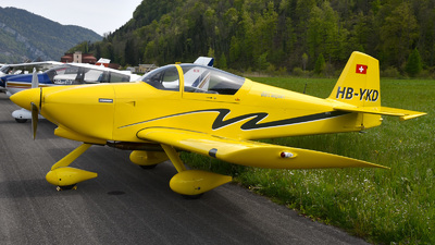 HB-YKD - Vans RV-6 - Private