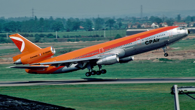 C-GCPI - McDonnell Douglas DC-10-30 - CP Air