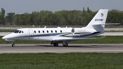 N510WD - Cessna 680 Citation Sovereign - Private