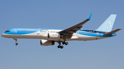G-OOBF - Boeing 757-28A - TCS Expeditions (Thomson Airways)