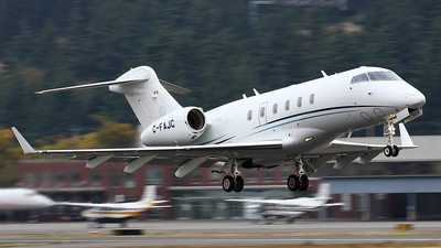 C-FAJC - Bombardier BD-100-1A10 Challenger 300 - Morningstar Partners