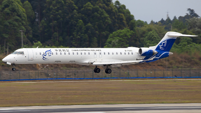 B-7693 - Bombardier CRJ-900LR - China Express Airlines