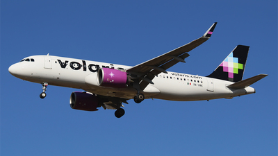 A picture of XAVRK - Airbus A320271N - Volaris - © Alejandro Aceves