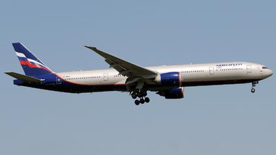 A picture of VPBHA - Boeing 7773M0(ER) - Aeroflot - © Gabriele Fontana - Tuscan Aviation