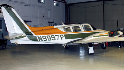 N9997P - Piper PA-40 Arapaho - Private