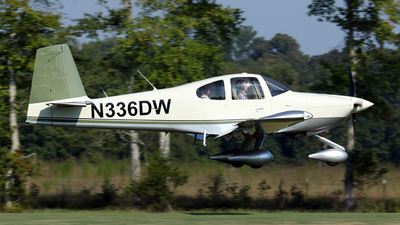 N336DW - Vans RV-10 - Private