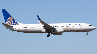 A picture of N39418 - Boeing 737924(ER) - United Airlines - © Xiamen Air 849 Heavy