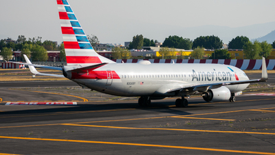A picture of N306NY - Boeing 737823 - American Airlines - © Arturo Quintero