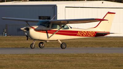 N2819Q - Cessna 172L Skyhawk - Private