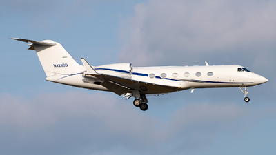 N429DD - Gulfstream G-IV(SP) - Private