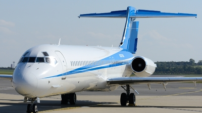 N287KB - McDonnell Douglas MD-87 - Private