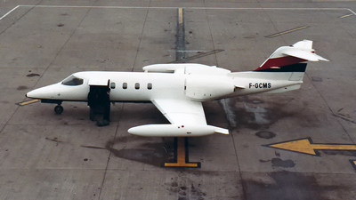 F-GCMS - Gates Learjet 35A - Private