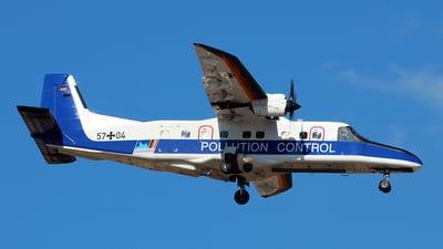 57-04 - Dornier Do-228-212LM - Germany - Navy