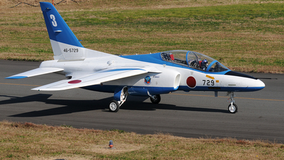 46-5729 - Kawasaki T-4 - Japan - Air Self Defence Force (JASDF)