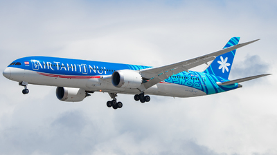 A picture of FONUI - Boeing 7879 Dreamliner - Air Tahiti Nui - © CJMAviation