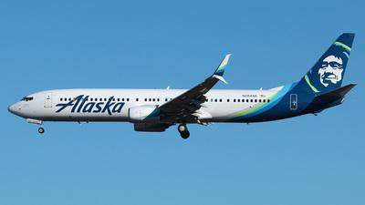 N284AK - Boeing 737-990ER - Alaska Airlines