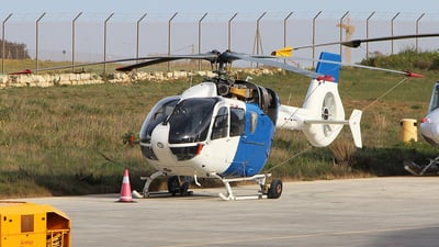 F-GMHE - Eurocopter EC 135T1 - Untitled