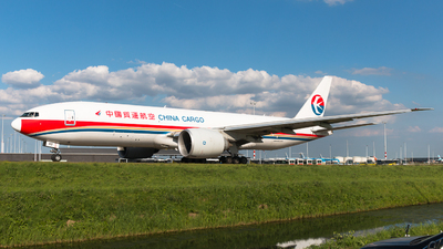 B-2083 - Boeing 777-FFT - China Cargo Airlines