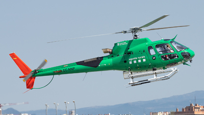 EC-NNP - Eurocopter AS 350B3 Ecureuil - Spain - Government of Catalonia