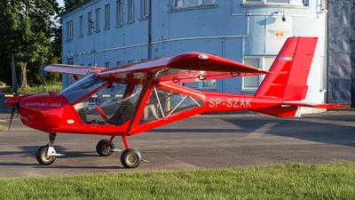 SP-SZAK - Aeroprakt A22L2 Foxbat - Aero Club - Krakowski