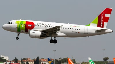 CS-TTJ - Airbus A319-111 - TAP Air Portugal