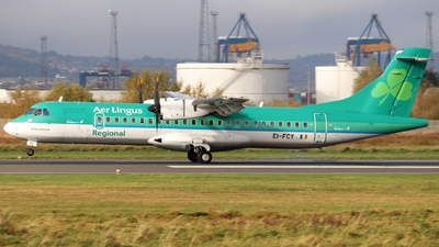 EI-FCY - ATR 72-212A(600) - Aer Lingus Regional (Stobart Air)