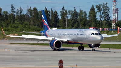 A picture of VPBRC - Airbus A321251NX - Aeroflot - © Ivan Goreza