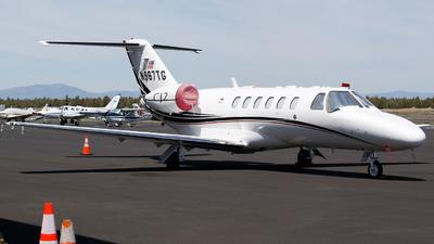 N967TG - Cessna 525A CitationJet CJ2 - Private