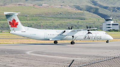 C-GGMQ - Bombardier Dash 8-Q402 - Air Canada Express (Jazz Aviation)