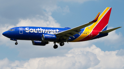 N791SW - Boeing 737-7H4 - Southwest Airlines