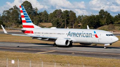 N833NN - Boeing 737-823 - American Airlines