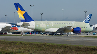 F-WWSL - Airbus A380-861 - Skymark Airlines
