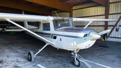 D-EFDN - Reims-Cessna F152 - Private