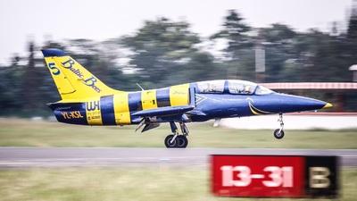 YL-KSL - Aero L-39C Albatros - Baltic Bees Jet Team