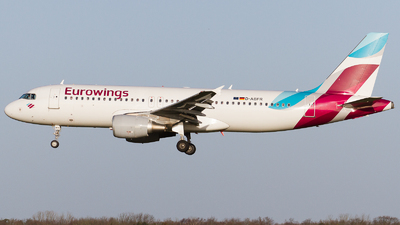 A picture of DABFR - Airbus A320214 - Eurowings - © RobertLN